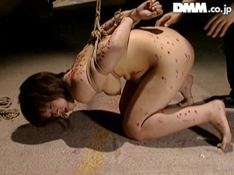 麻縄緊縛SM拘束される女のエロ画像aoiageha09