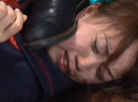 マゾ女踏みつけられて犯される女のAVエロ画像hoshinom15