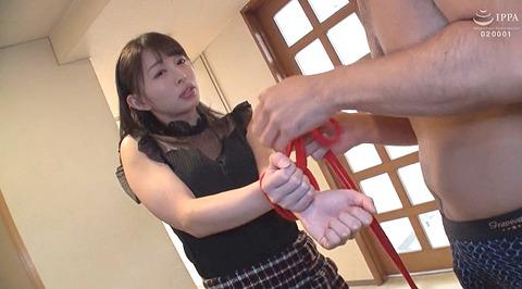 指フェラ画像/指イラマチオさせられる女のAVエロ画像_otosakino32