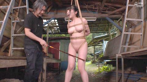 SM鞭責め鞭打ち乱打SM調教女/胸鞭AVエロ画像cyurakanon48