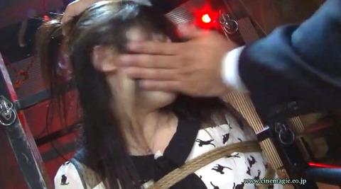 ビンタされる女 ビンタされる表情がエロい女のAV画像 nakanoarisa23