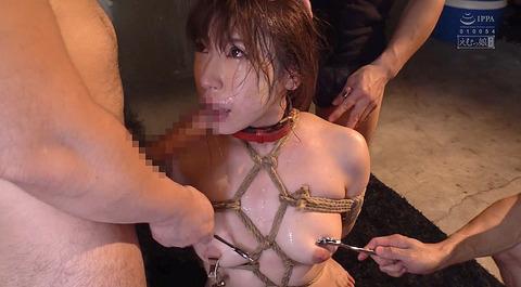 乳首責め 乳首を痛めつけられる女 aibaaria21