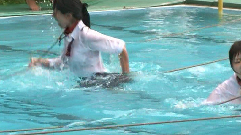 SM水責め調教/水責め拷問される女のエロAV画像_om102