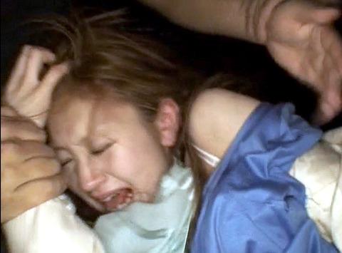 ビンタされる女 ビンタされる表情がエロい女のAV画像 satukirara04