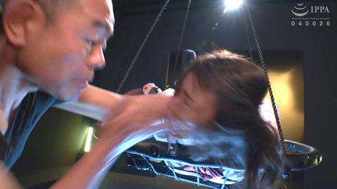 ビンタされる女 ビンタされる表情がエロい女のAV画像 nanamihina115