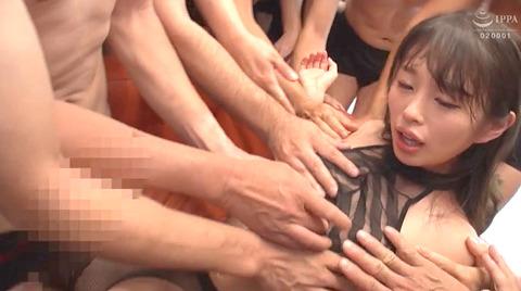 集団強姦 輪姦 集団レイプで廻される女の AVエロ画像 otosakino44