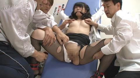 猿轡 口枷 をされる女 の 口拘束 AV エロ 画像 nagaimihina131