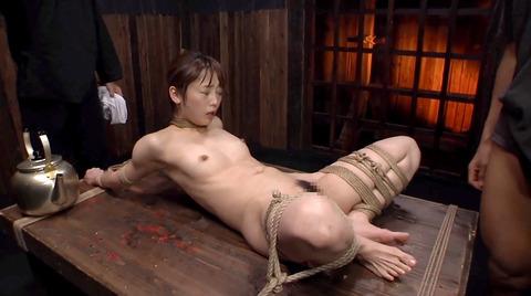 首吊りSM調教 首絞め 頸動脈圧迫 窒息調教エロ画像 nanasaki06