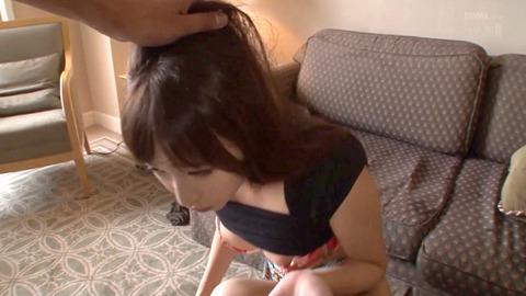 指フェラ画像/指イラマチオさせられる女のAVエロ画像_hasumikurea35