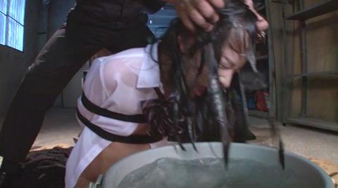 SM水責め調教水責め拷問される女のエロAV画像abe69