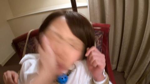 ビンタされる女 ビンタされる表情がエロい女のAV画像 takanashi15