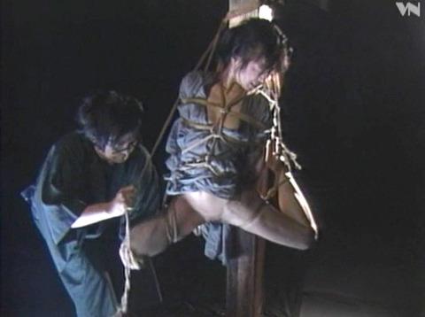 suzuneerika16 SM緊縛画像 責め縄 拷問 苦痛の 緊縛美