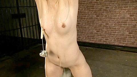 乳首責め 乳首を痛めつけられる女 nanasakif211