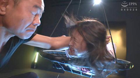 ビンタされる女 ビンタされる表情がエロい女のAV画像 nanamihina116