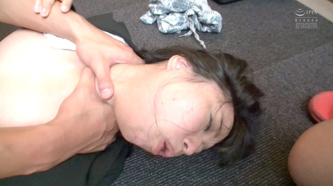 首吊りSM調教 首絞め 頸動脈圧迫 窒息調教エロ画像 takedayume220