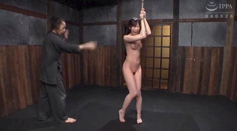 SM鞭責め鞭打ち乱打SM調教女/胸鞭AVエロ画像haduki15