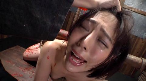ビンタされる女 ビンタされる表情がエロい女のAV画像 nanami133