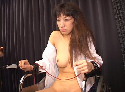 残酷非道 拷問リンチ SM調教虐待される女 エロAV画像mizuno31
