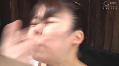 ビンタされる女、強烈マジビンタビンタのエロAV画像_misakiazusa03