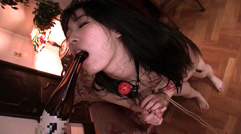 SM水責め調教水責め拷問される女のエロAV画像nagai42