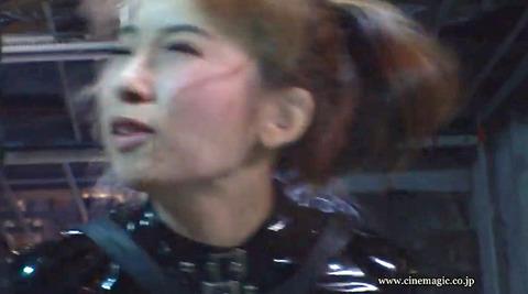 ビンタされる女 ビンタされる表情がエロい女のAV画像 misaki218