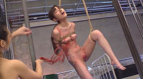 SM鞭打ち調教/鞭打たれる女のエロ画像hadukimomo147