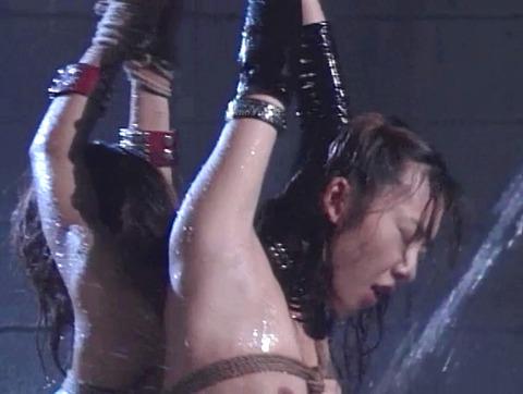 SM水責め調教水責め拷問される女のエロAV画像yukimaiko48