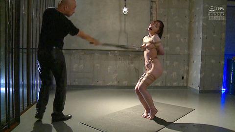 胸への鞭責めSM胸鞭SMエロビデオAV画像matuyukino21