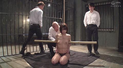 磔 SM緊縛拘束されて 逃れられない SM調教エロ画像 abeno32