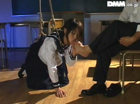 麻縄緊縛SM拘束される女のエロ画像aokirei23_1