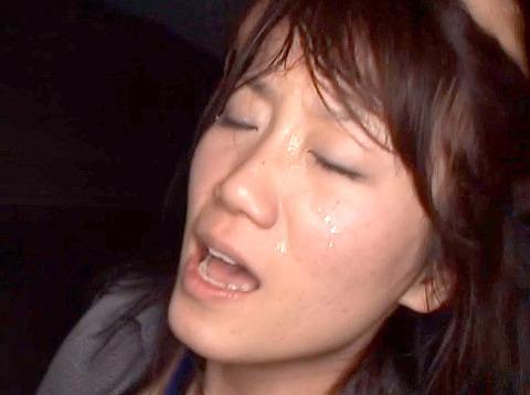 ビンタされる女 ビンタされる表情がエロい女のAV画像 unoiori28