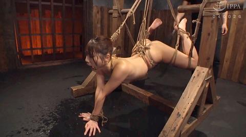 SM緊縛拘束されて 逃れられない SM調教画像 hanasaki154