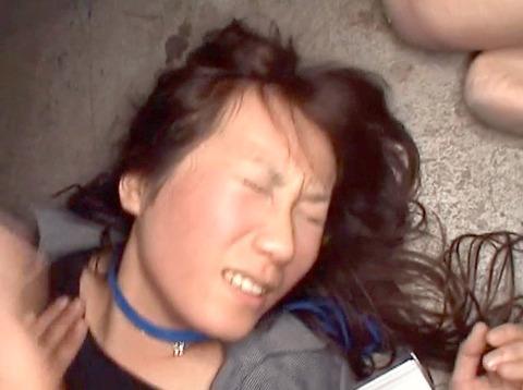 ビンタされる女 ビンタされる表情がエロい女のAV画像 unoiori63