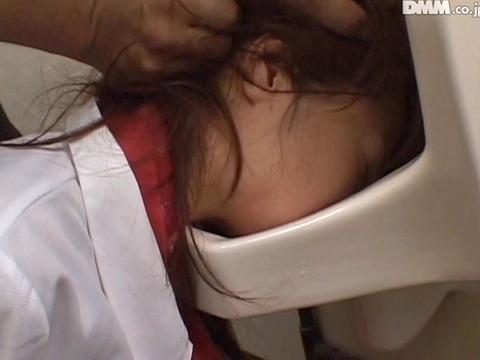 原 便器舐め女 便器を舐める女 便器を舐めさせられる女 203