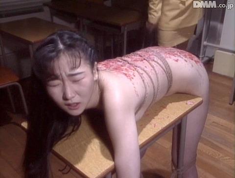 SM鞭責め鞭打ち乱打SM調教女/胸鞭AVエロ画像yamashina09