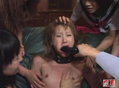 バイブフェラ画像/屈辱強制バイブエロAV画像kimishimamoe37