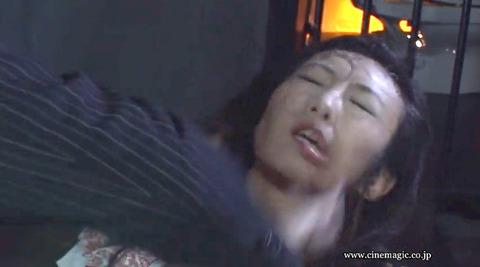 ビンタされる女 ビンタされる表情がエロい女のAV画像 kanou133