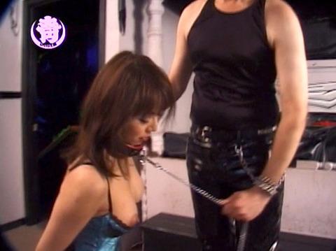 首輪女子 首輪をされる女 リードを引かれる女 の画像 chihiro03