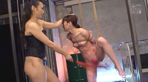 SM鞭打ち調教/鞭打たれる女のエロ画像hadukimomo146