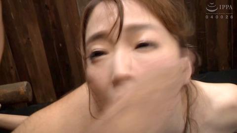 ビンタされる女 ビンタされる表情がエロい女のAV画像 suzukawa11