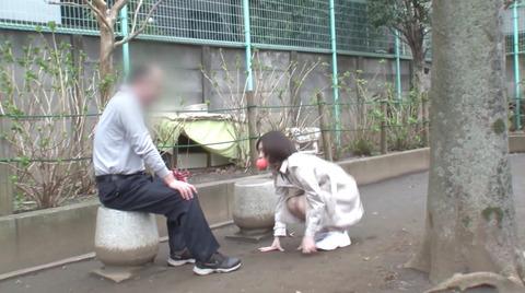 野外露出調教プレイする女のエロ画像 suzumuraairi236