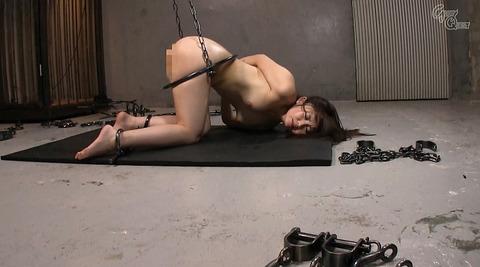 麻縄緊縛SM拘束される女のエロ画像hidukirui123