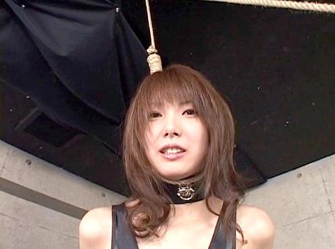 首輪女子 首輪される女 女優 リードを引かれる女 エロ画像 kisaki49