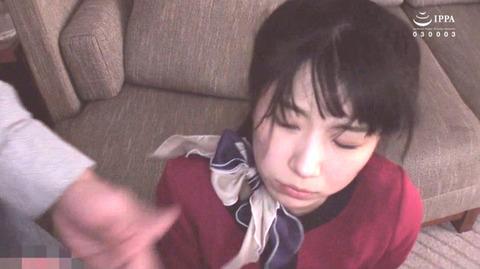 ビンタされる女 ビンタされる表情がエロい女のAV画像 nagai03