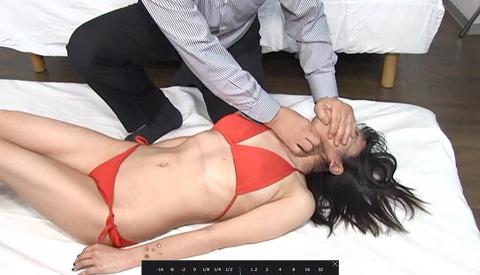 首吊りSM調教 首絞め 頸動脈圧迫 窒息調教エロ画像 za (23)