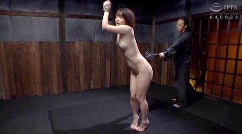 SM鞭打ち調教/鞭打たれる女のエロ画像mari29