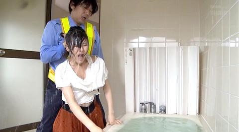 SM水責め調教/水責め拷問される女のエロAV画像_asami55