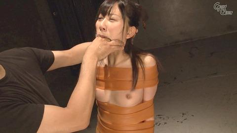 指フェラ画像 指イラマチオする女のAVエロ画像 sekinenami43