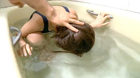 SM水責め調教/水責め拷問される女のエロAV画像_kandarumi41