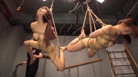 猿轡 口枷 をされる女 の 口拘束 AV エロ 画像 misaki06